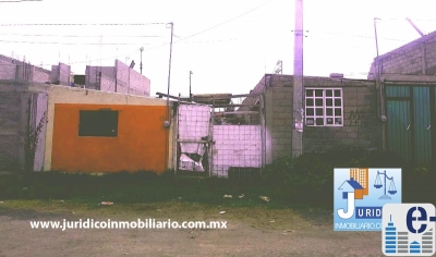 SE VENDE TERRENO HABITABLE EN CHALCO