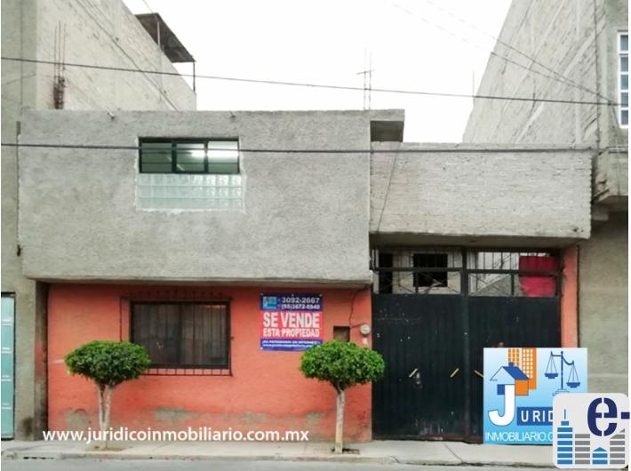 Residencial Venta Se Vende Bonita Casa En Valle De Chalco E Spacios